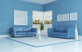 استفاده از روانشناسی رنگها در طراحی داخلی منزل