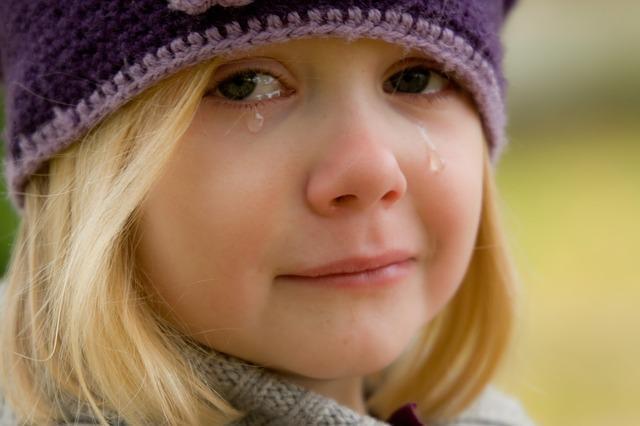 فواید گریه کردن